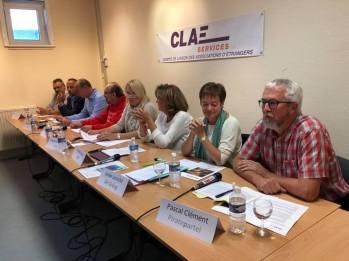 CLAE Table Ronde 27-9-2018