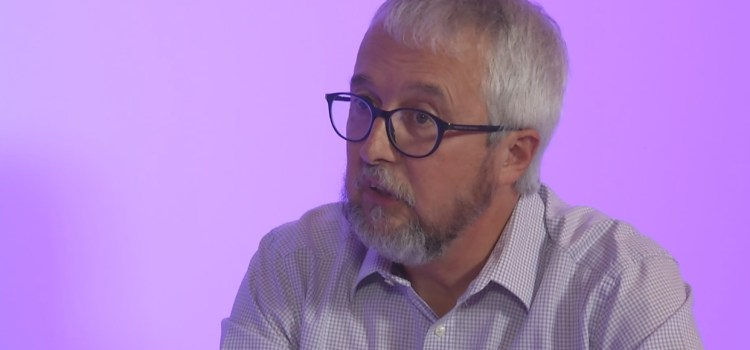 Pascal Clement am Interview