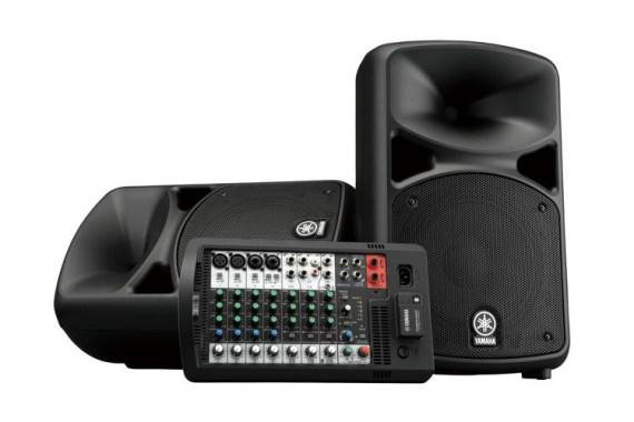 Yamaha StagePas 600BT
