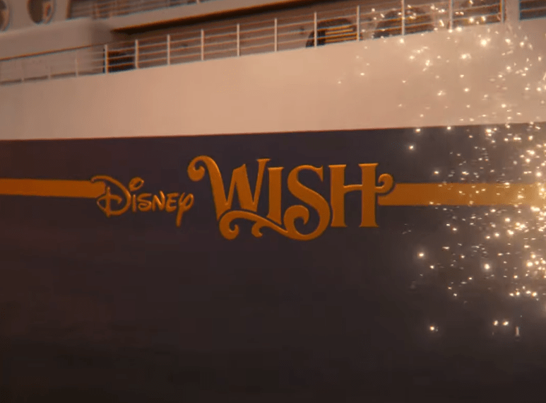 D23 News Disney Cruise Line Announces New Ship Disney Wish And New Private Island