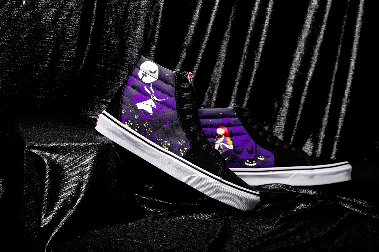Christmas Shoe.Sneak Peek Vans Is Launching The Nightmare Before