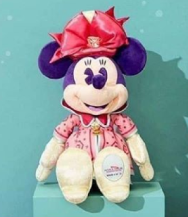 Disney Minnie Mouse The Main Attraction Ears March Set The Mad Tea Party