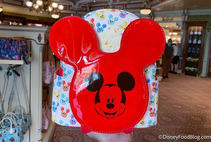 Loungefly Disney Popcorn backpack
