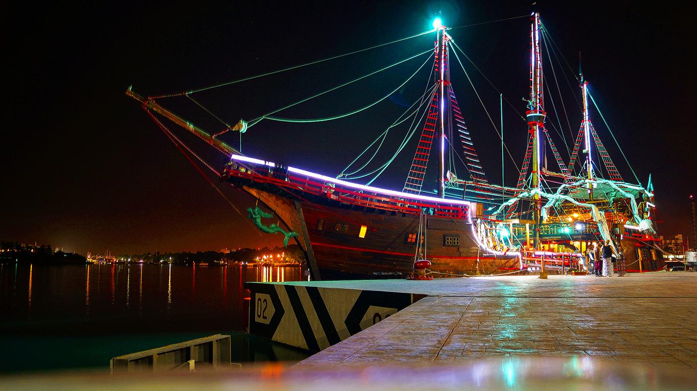 Dinner Cruise Puerto Vallarta