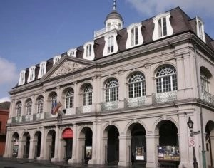 French Quarter, Jackson Square, New Orleans, Things to do - The Cabildo