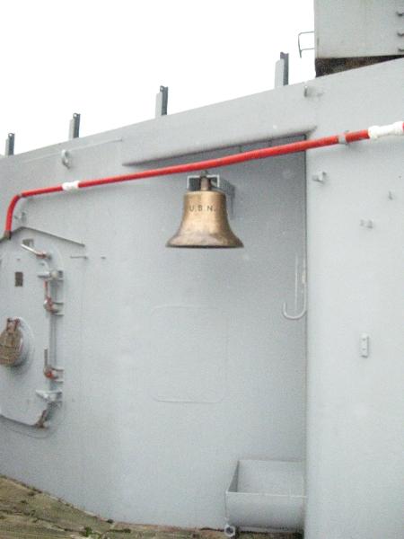 one of her bells