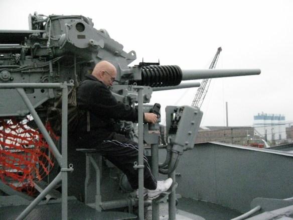 big guns - Rusty