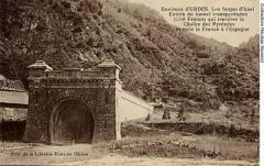 Túnel ferroviario de Somport