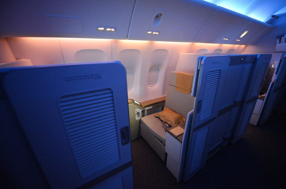 Review - Asiana Airline First Class Suite on B777