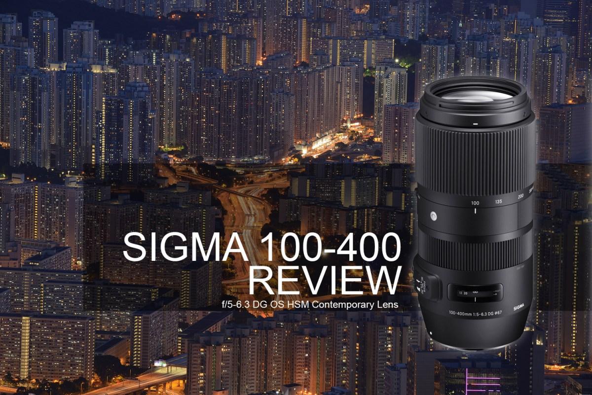 Sigma 100-400mm f/5-6.3 DG OS HSM ได้ลองแล้วเหมือนโดนป้ายยา