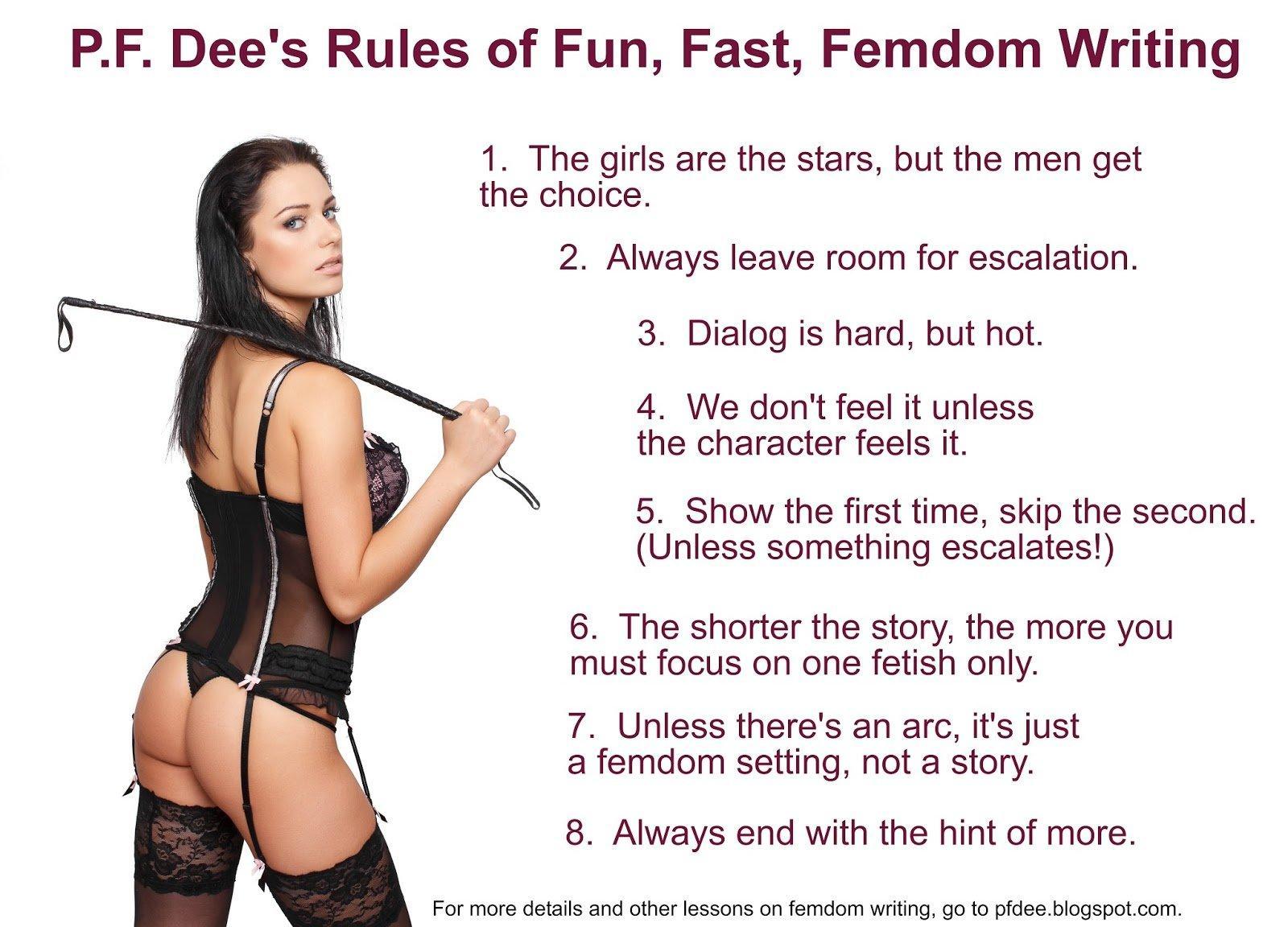 Femdom Is Fun