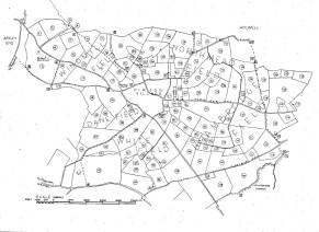 Field Map of the Village