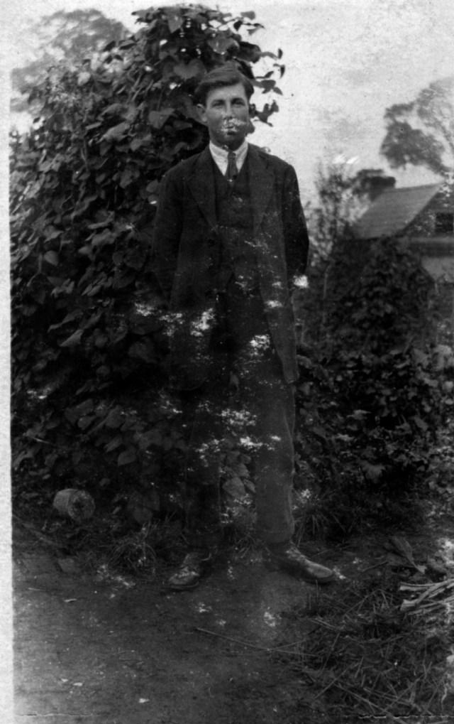Hubert Walker became landlord of the Fox in 1912