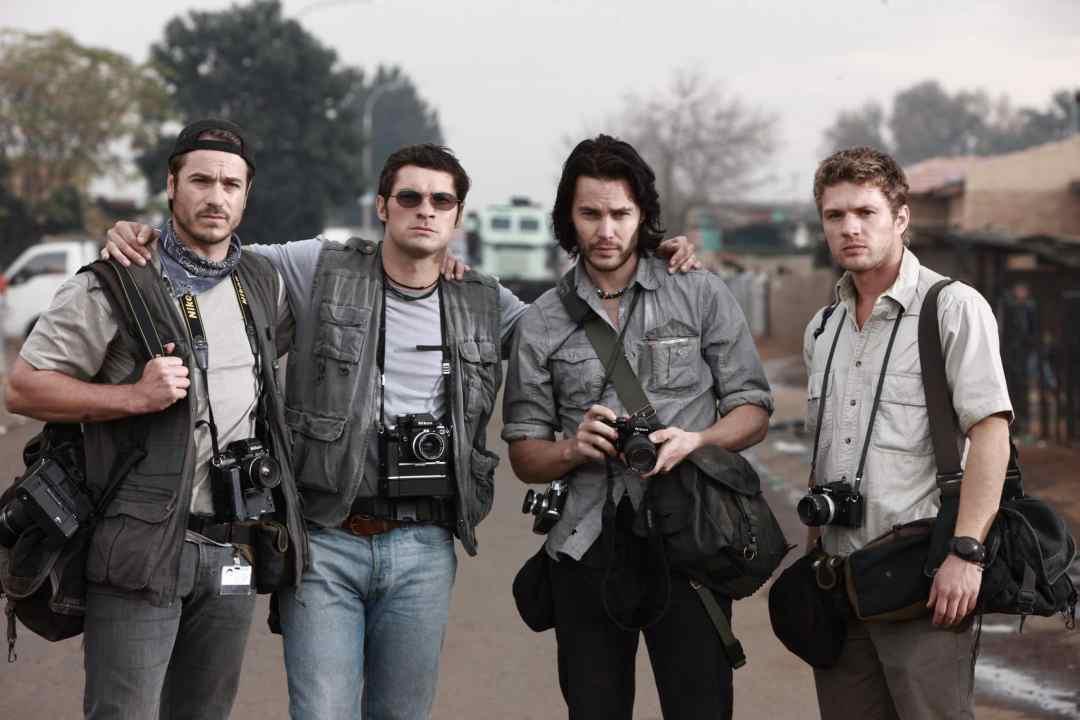 """""""The Bang Bang Club"""" movie photos"""