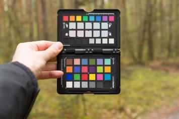X-Rite Color Checker zdjecia testowe