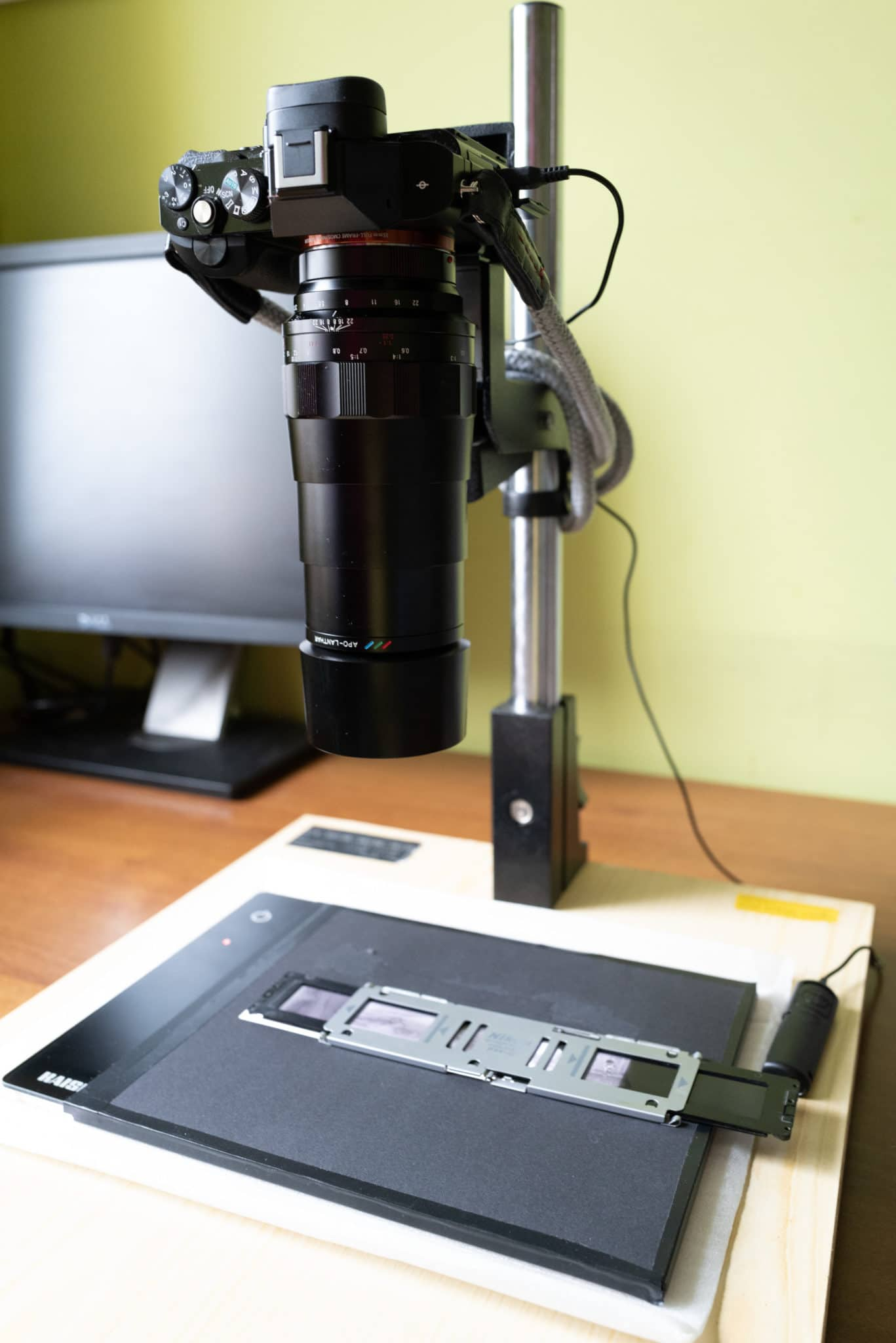 Voigtlander Macro Apo-Lanthar 110mm