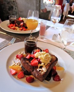 The best French Toast in Toronto
