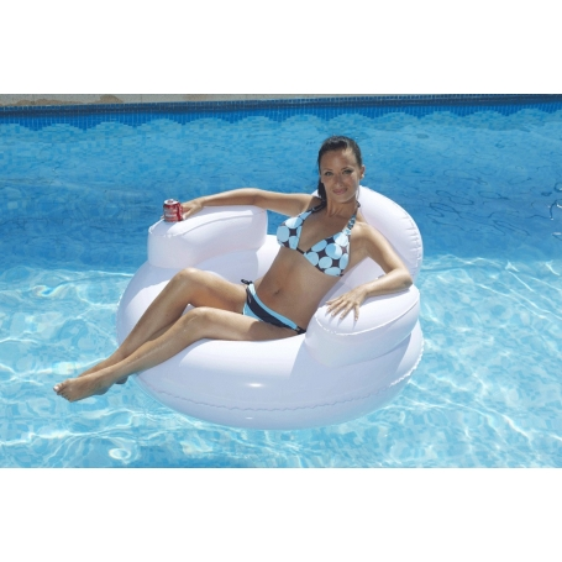 siege hamac fauteuil gonflable pour piscine