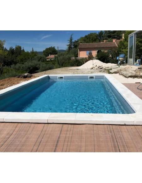 piscine gigaro7 7 65x3 80x1 5 led blanc