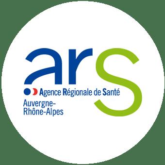 Logo ARS Auvergne - Rhone-Alpes