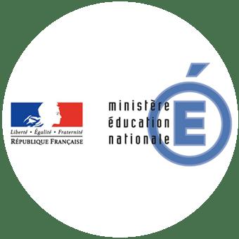 Logo - Ministère de l'Education Nationale