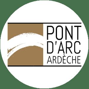 Logo Office de Tourisme Pont d'Arc Ardèche