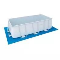 tapis de sol pour piscine bestway rectangulaire 4x2 m bw58264