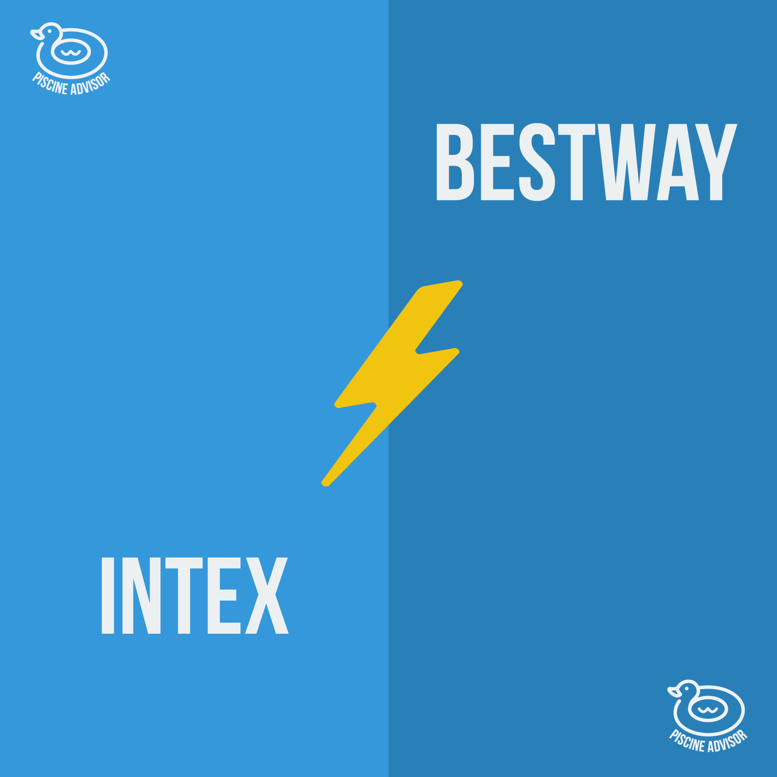 intex ou bestway quelle difference
