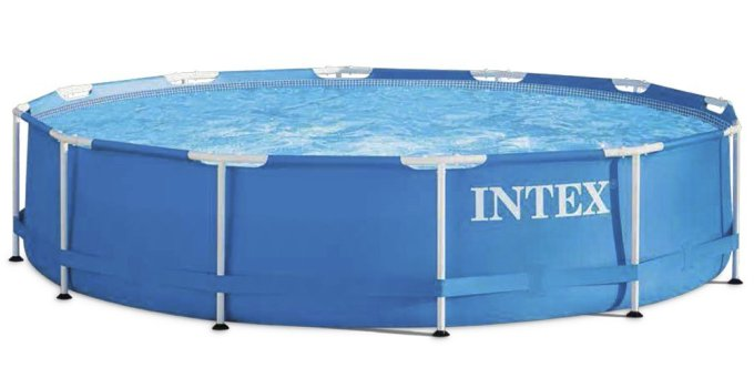Intex 28212 Piscina Frame
