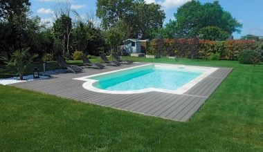 piscine coque polyester ibiza