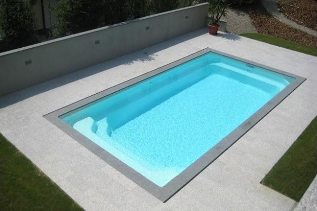 pacifique piscine rectangulaire 8 x 4