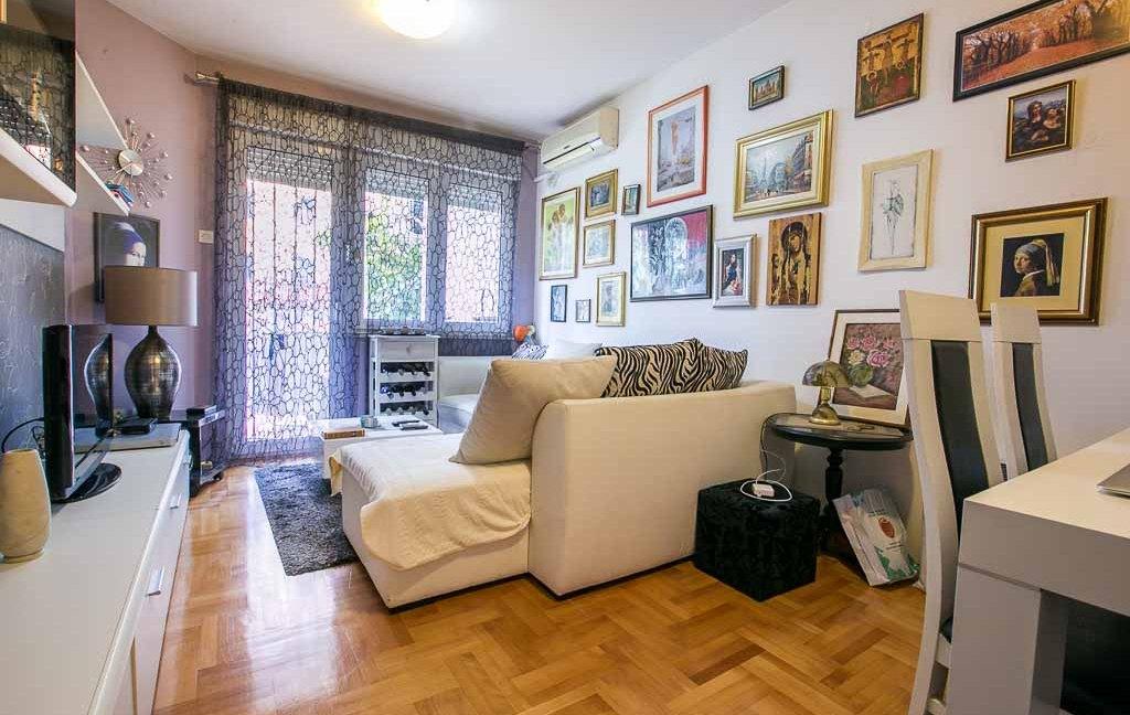 Jednosoban stan Podgorica Prodaja-4