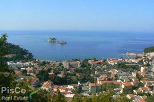 prodaja stanova petrovac pogled na more
