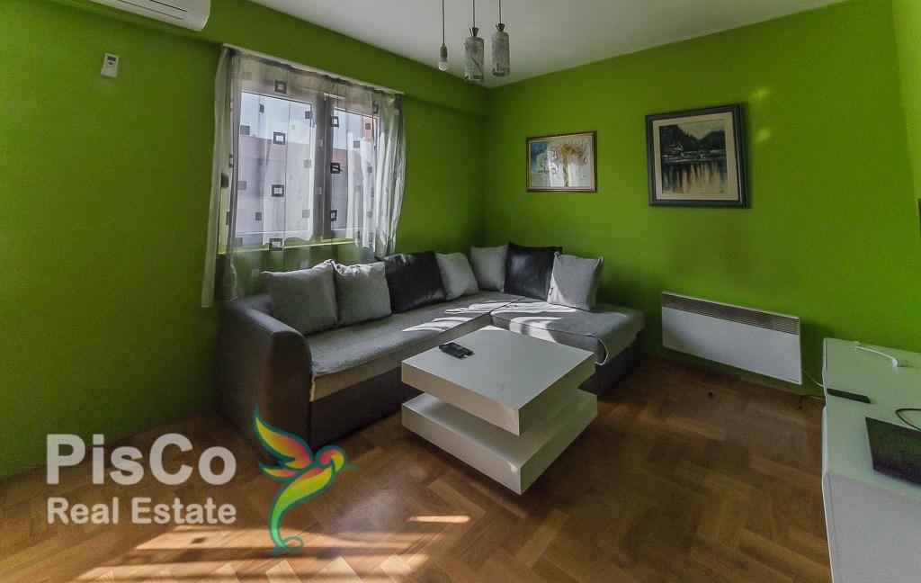 Izdaje se dvosoban stan na Draču | Podgorica