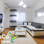 Izdaje se jednosoban stan na Tuškom putu   Podgorica