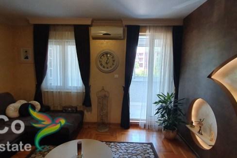Izdaje se dvosoban stan kod Vezirovog mosta | Podgorica