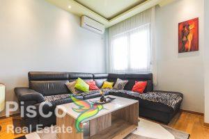 Moderan i dobro održavan stan se izdaje na duži period