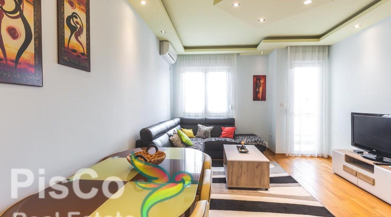 Moderan i dobro održavan stan se izdaje na duži period-7