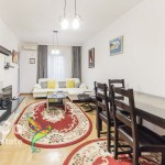 Izdaje se FULL opremljen jednosoban stan u zgradi kod Krivog mosta 50m2   Podgorica