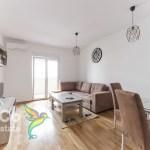 Izdaje se lijepo opremljen jednosoban stan na Tuškom putu   Podgorica