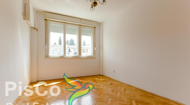 Nekretnine Podgorica Prodaja | Nerenoviran Dvosoban Stan u Moskovskoj Ulici