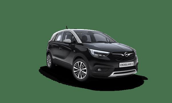 Moderný a praktický Opel Crossland