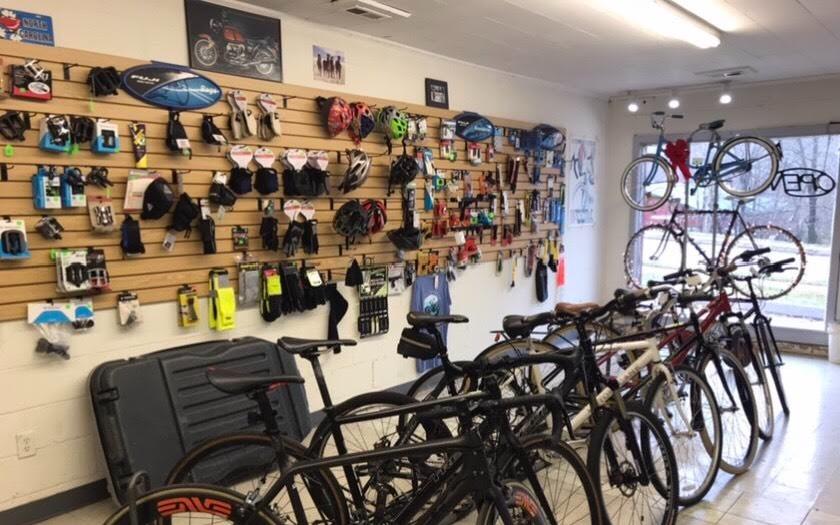 Local Bike Shop Spotlight - Rolls Rite Bicycles - PISGAH