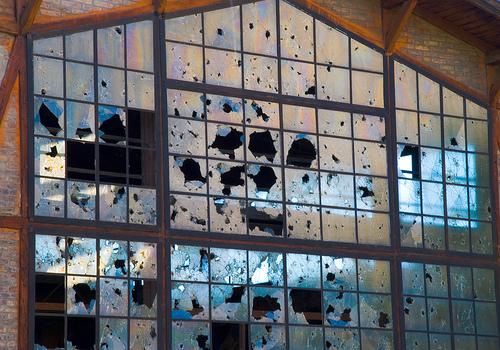 Teoría de las ventanas rotas aplicada al botellón de Gijón