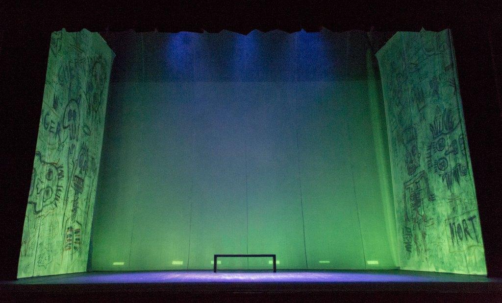 """""""Utimo giorno di un condannato a morte"""" by Piskv_Teatro quirino, Roma_2019"""