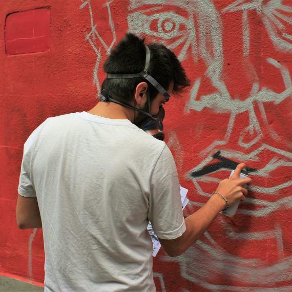 Thomas Milian Franco Lechner by Piskv foto di Oscar Giampaoli