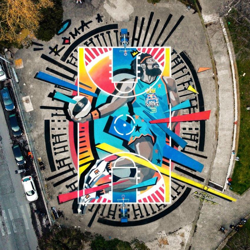 piskv x red bull half court_san lorenzo playground, roma