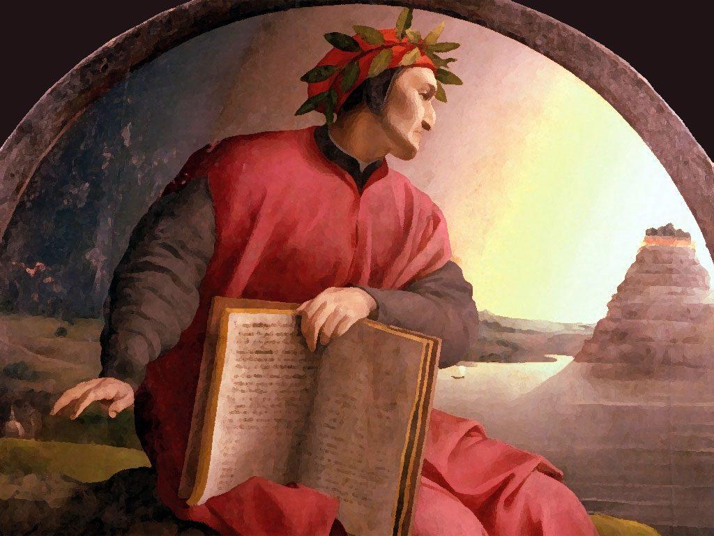 Il settecentenario di Dante Alighieri – Pisorno