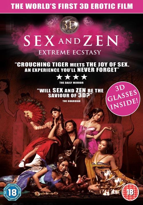 3 d sex zen extreme ecstasy