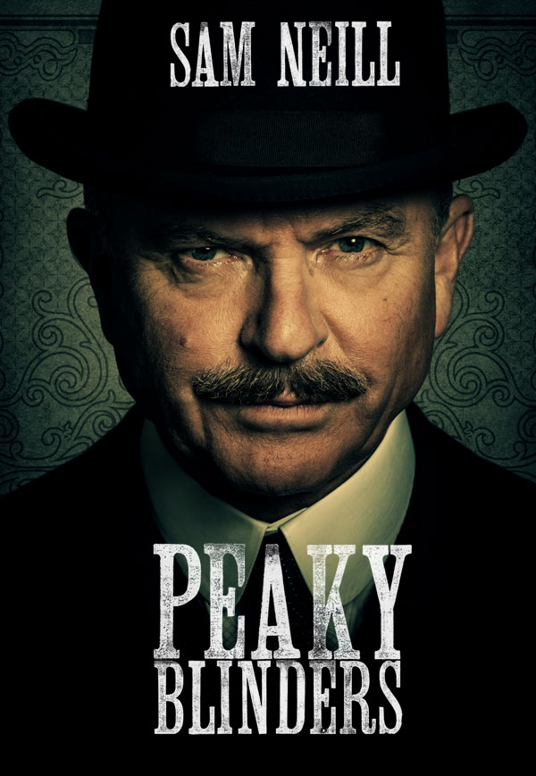 Peaky Blinders - Character Posters for New Show Starring ...